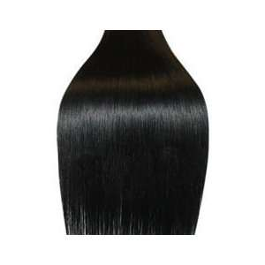 Jet Black (Col 1).Full Head Human Hair Weave For Sew In Or Glue In