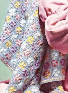 Baby Blanket Afghans | AllFreeCrochetAfghanPatterns.com