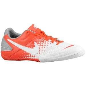 Nike Nike5 Elastico   Mens   Soccer   Shoes   Max Orange/Medium Grey