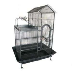 Brand New Parro Bird Wrough Iron Cage Villa op 36 x 27
