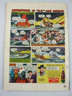 COMIC BOOK NO. 36 AUG/SEPT 1946   DC PUBLICATION   PENGUIN   OLD COMIC