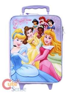 Disney Princess Rolling bag Suite Case Luggage 1