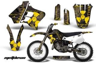 AMR RACING DIRT BIKE MOTORCROSS DECAL STICKER WRAP YAMAHA YZ 125 250
